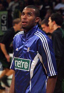 Quinton Hosley American-Georgian basketball player