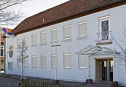 Rathaus Römerberg (Pfalz) im Ortsteil Heiligenstein