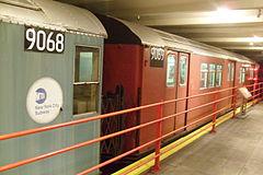 R33 New York City Subway Car Wikiwand