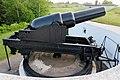 RML 9-inch, 12-ton Gun Mk III, York Redoubt, Halifax, Nova Scotia.JPG