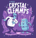 The logo for the ROS2 release Crystal Clemmys.