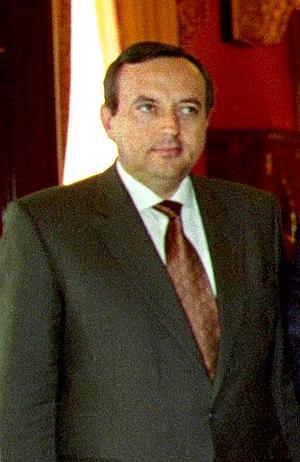 President of Costa Rica - Image: R A Calderon