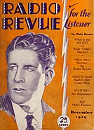 Radio Revue, Dec. 1929