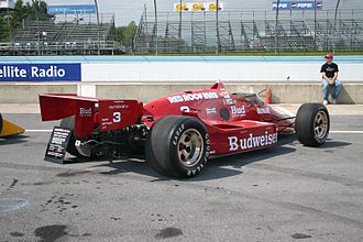 Truesports - The Truesports March 86C driven by Bobby Rahal to the 1986 Indy 500 and CART championships