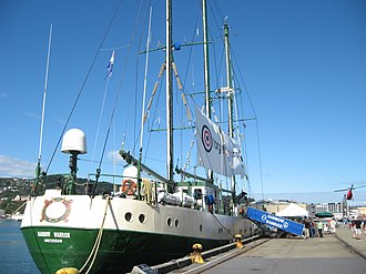 Rainbow Warrior (1957) - Image: Rainbow Warrior II