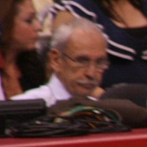 Ralph Lawler - Lawler calls a Clippers game in 2011.