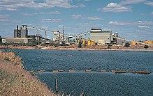 La miniera di uranio a Ranger