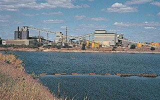 Ranger Uranium Mine mine