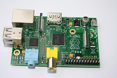Raspberry Pi Model B de 2012