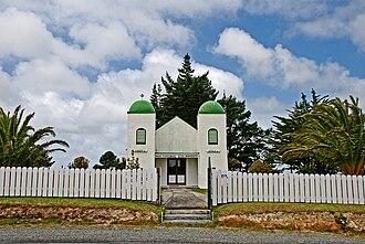 Te Kao - Image: Ratana church at Te Kao