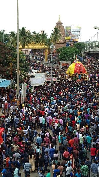 Ratha-Yatra - Rath Yatra in Bengaluru