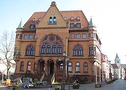 Rathaus Hünfeld