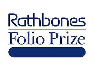 Folio Prize - Image: Rathbones Folio logo 800x 600