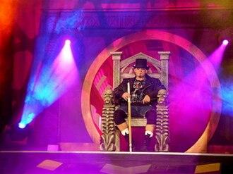 Raven (wrestler) - Raven in TNA