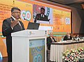 Ravi Shankar Prasad addressing at the inauguration of the Conference on the 'ICEGOV 2017- 10th International Conference on Theory and Practice of Electronic Governance', in New Delhi.jpg