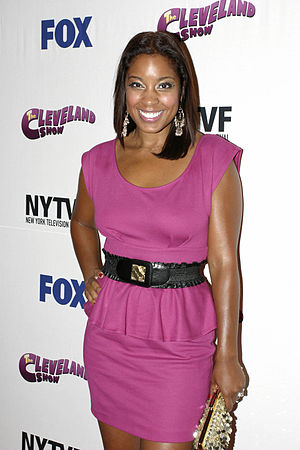 Reagan Gomez-Preston - Gomez-Preston in September 2009 for the premiere of The Cleveland Show