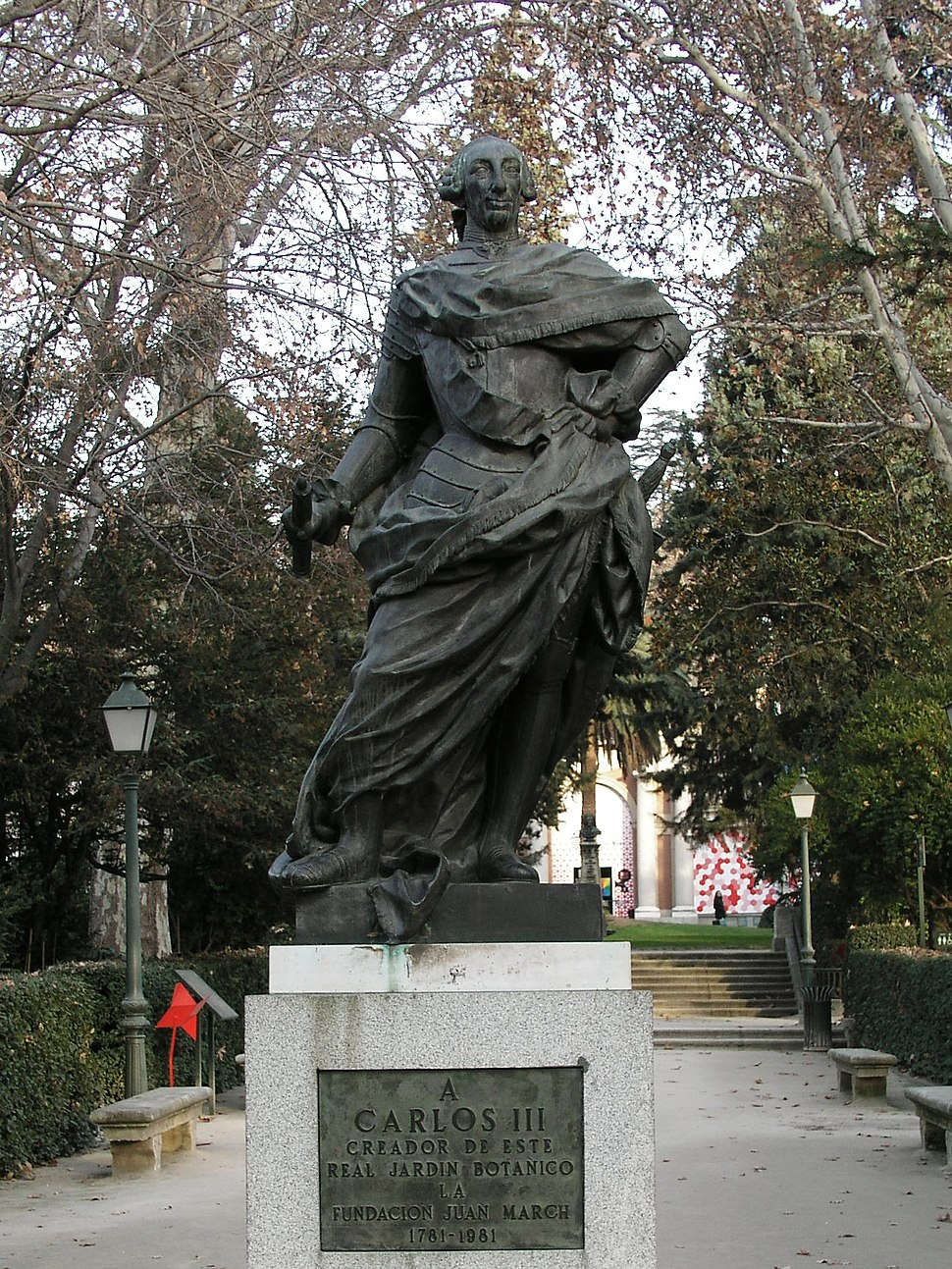 RealJardinBotanico Carlos III