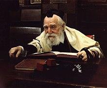 Rabbi Moshe Feinstein, rinomata autorità rabbinica dell'Ebraismo ortodosso del XX secolo
