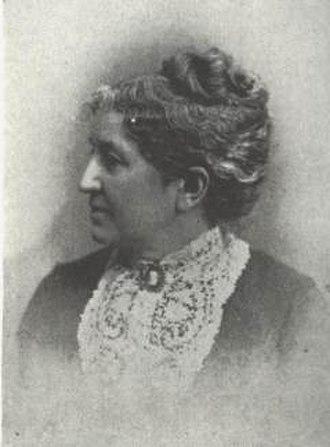 Rebecca Sophia Clarke - Rebecca Sophia Clarke (1833-1906)