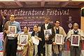 Recipients of SAARC Literary Award 2015.JPG