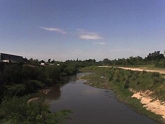 Reconquista River - Reconquista River
