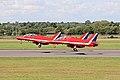 Red Arrows - RIAT 2007 (2985102702).jpg