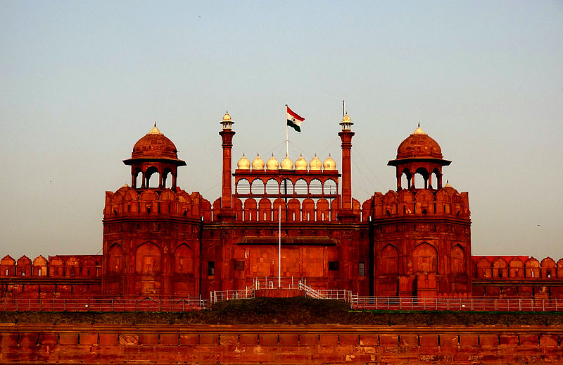 File:Red Fort, Delhi India.jpg