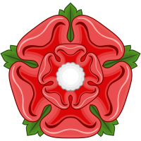 Red Rose Badge of Lancaster.svg