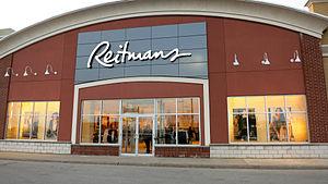Reitmans - Image: Reitmans Store