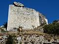 Remains of Fortress in Orgon.jpg