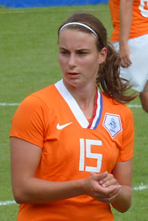 Renate Jansen Dutch footballer