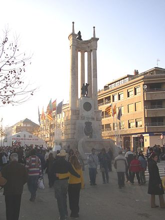Requena, Valencia - Image: Req M Vendimia