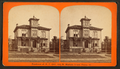 Residence of H. F. Day. 605 N Madison Street, Peoria, Ill, from Robert N. Dennis collection of stereoscopic views.png