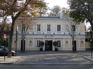 Restaurant Gabriel Et Albert Bordeaux