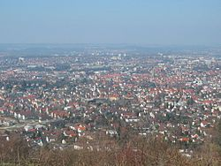 Reutlingen panoramasi