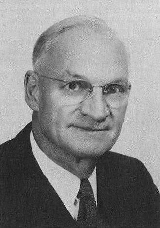 Robert Park (American football) - Park in 1951