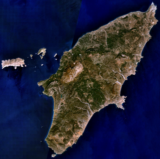 Rhodes Island and Municipality in South Aegean, Greece