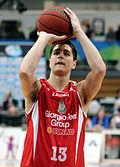 Riccardo Cortese - Pistoia Basket 2000 - 2013.JPG