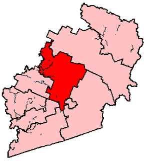 Richmond—Arthabaska Federal electoral district of Canada