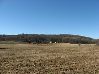 Hopewell Township, Perry County, Ohio Township in Ohio, United States