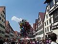 Riedlingen Flohmarkt 2004.jpg