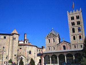 1030s in architecture - Image: Ripoll monestir