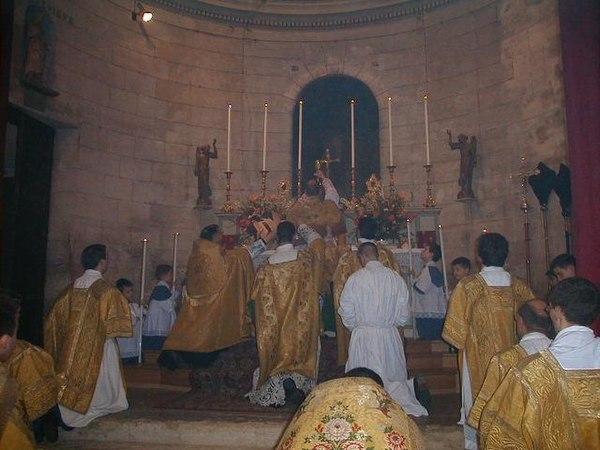 Roman Catholic Vestments - Catholic Doors Ministry