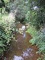 River Leadon, upstream, Bosbury - geograph.org.uk - 1452292.jpg