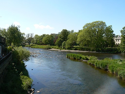 Rivers meet, Cockermouth - panoramio