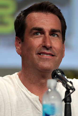 Rob Riggle - Riggle at the 2014 San Diego Comic-Con International