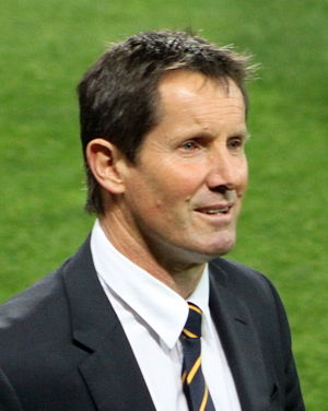 Robbie Deans - Image: Robbie Deans 2011 cropped