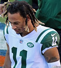 sports shoes 411f3 8049b Robby Anderson - Wikipedia