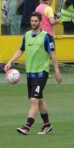 Maglia Home Inter Milan ROBERTO GAGLIARDINI