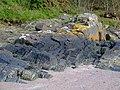 Rocks at Inverkip Yacht Club. - geograph.org.uk - 2602262.jpg
